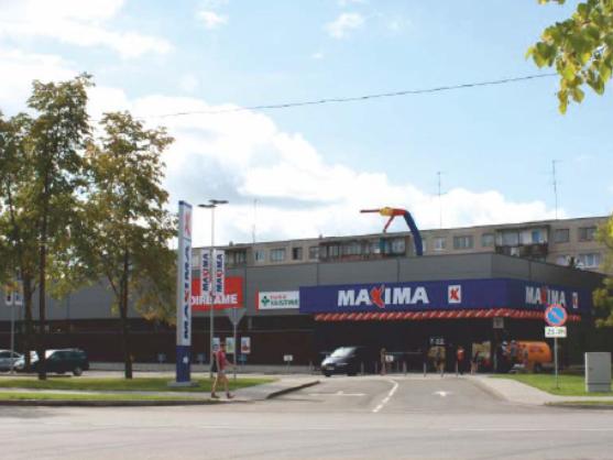 Prekybos centras Maxima X