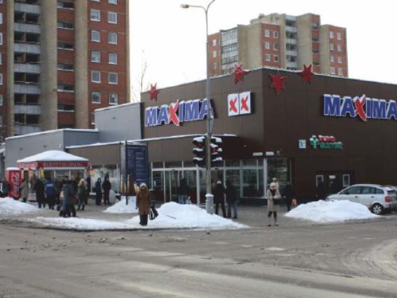 Prekybos centras Maxima XX