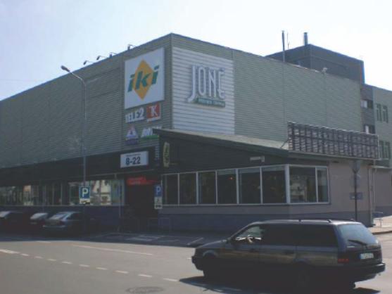 Prekybos centras IKI