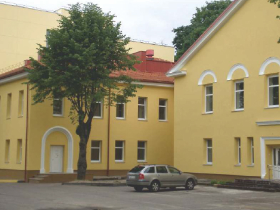 Vilniaus gimdymo namai