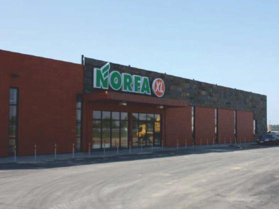 Prekybos centras Norfa