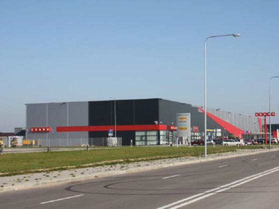 Prekybos centras Cramo