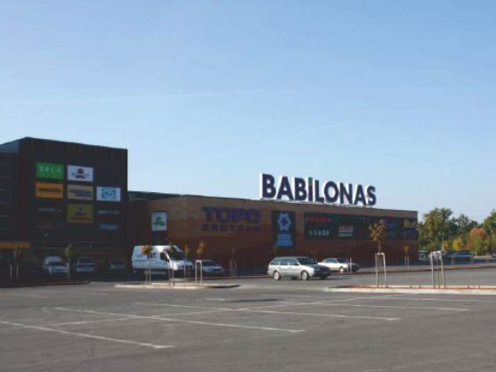 Prekybos ir pramogų centras Babilonas 2